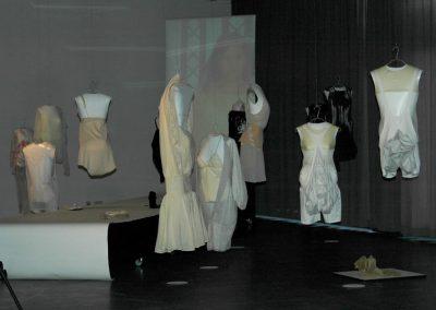 Ausstellung / Arbeiten der Studenten
