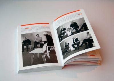 Buch Warum dieser Stuhl? / Veranstaltungsfotos