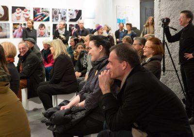 Kiez-Positionen / zur Finissage der Ausstellung Suedliche Friedrichstadt entdecken