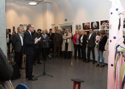 Kreuzberg hockt / Eröffnung Ausstellung