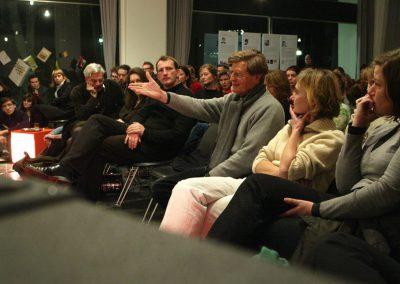 freitagsforum / Diskussion mit dem Publikum