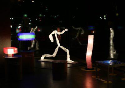 Kreuzberg leuchtet Ausstellung / Galerie im IG Metall-Haus