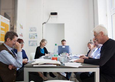bf-preis 2016 / Jurysitzung