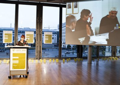 bf-preis 2012 / Prof. Anna Berkenbusch, Mitglied Jury
