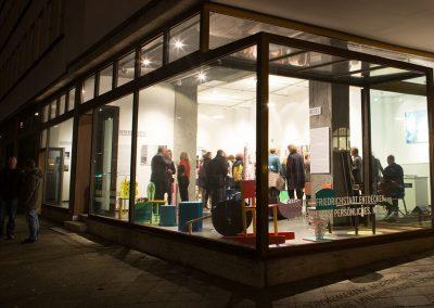 Kreuzberg hockt in Ausstellung Südliche Friedrichstadt entdecken