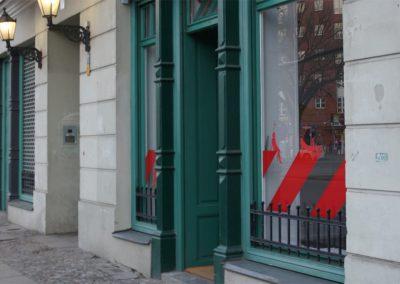 Baufeld V Büro / Fenster im Baufeld V-Design
