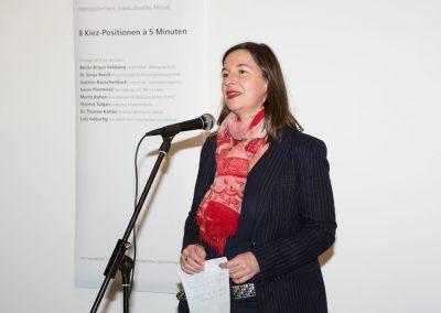 Kiez-Positionen / Dr. Sonja Beek, Projektgruppe Ex-Blumengroßmarkt