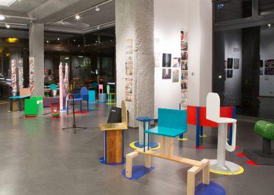 Kreuzberg hockt / Ausstellung
