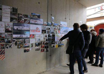 EG-Fest / Bilder-Mosaik zum Metropolenhaus
