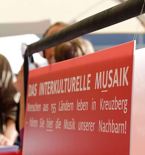 Interkulturelles Musaik