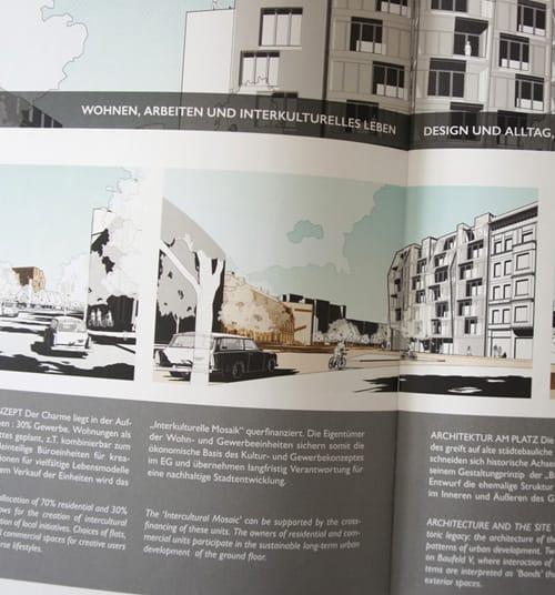 brochure / Metropolenhaus